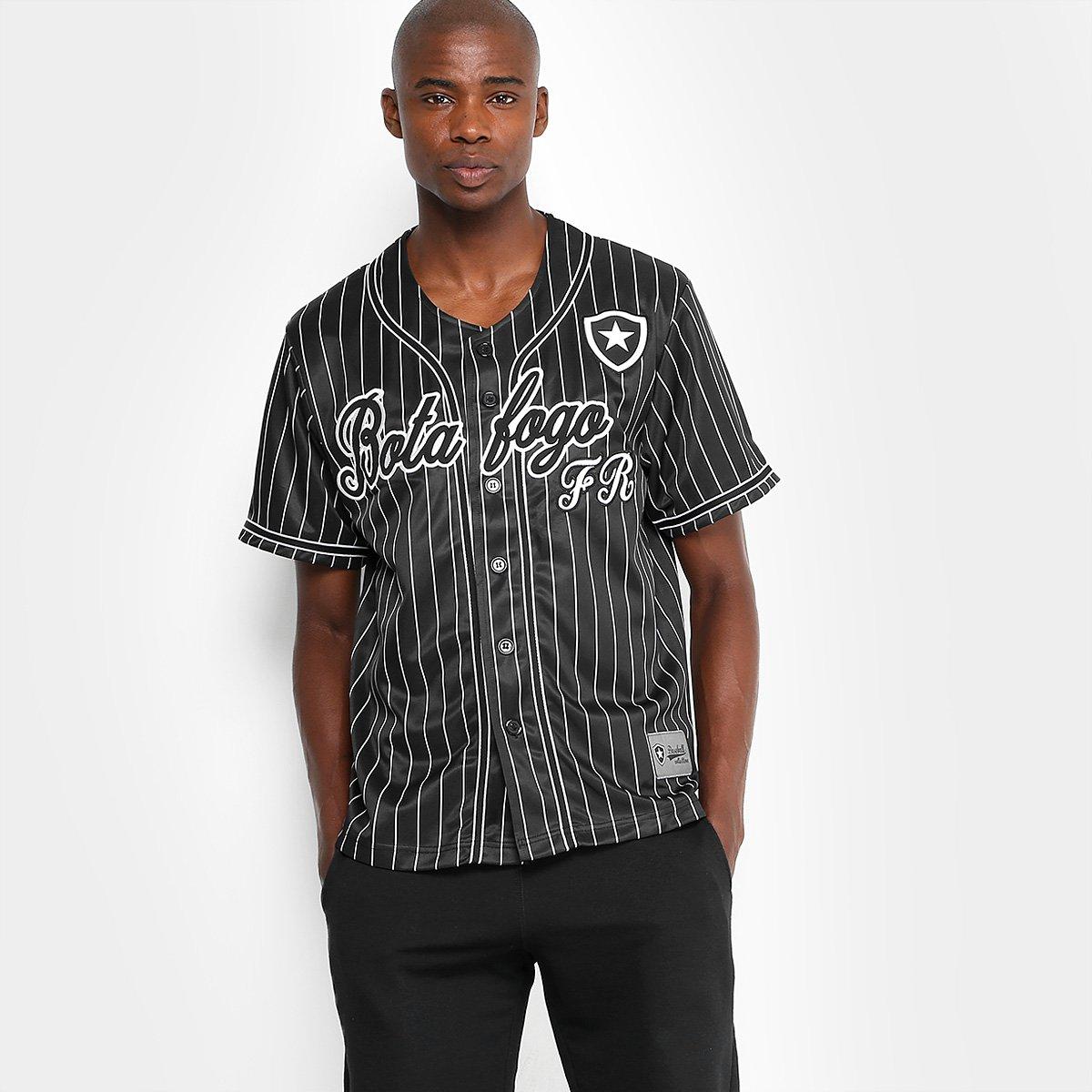 173ada9c6 Camisa Botafogo Baseball Masculina