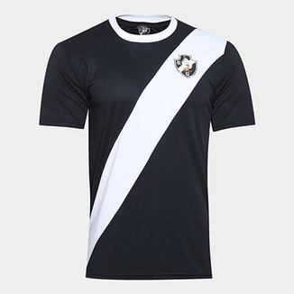 Camisa Vasco Clássica Edição Limitada Masculina 961ee3612809e