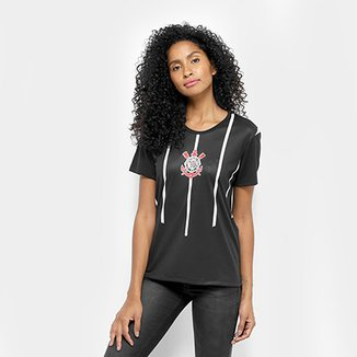 4f85056e35af4 Compre Camisa Feminina Corinthians Online