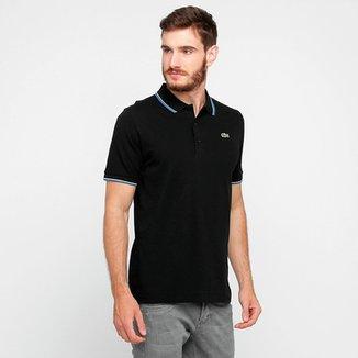 5df30c9e7a14c Camisa Polo Lacoste Básica