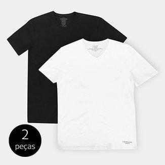 6786edd653a7ca Camisetas Calvin Klein Masculinas | Netshoes