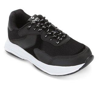 0372fce91 Compre Tenis Sneakers Preta E Marinho Contramao Infatil Online ...