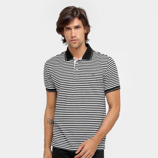 d13a327522 Camisa Polo Forum Listrada Frisos Masculina - Compre Agora