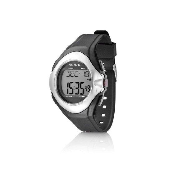 cb4f5c1736a9c Monitor Cardiaco Touch ES094 - Atrio - Preto+Branco