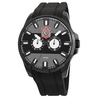 Relógio Corinthians Technos Analógico Masculino 6cab631342