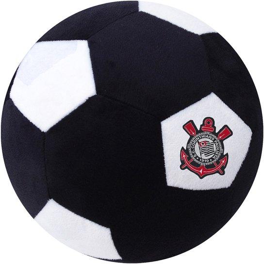 Almofada Bola Corinthians - Compre Agora  13e896c266aca