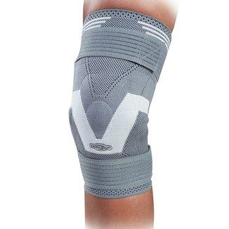Joelheira Articulada Aligua Elastic Hinged Knee 098041e145a70