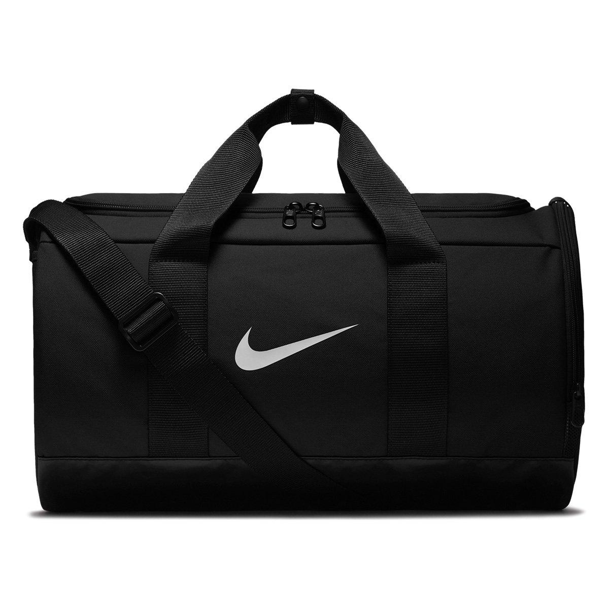 Bolsa de Viagem Nike Team Duffle Preto - 1