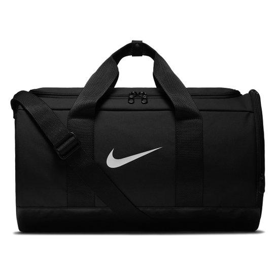 298696c25cc9a Mala Nike Team Feminina - Preto e Branco - Compre Agora