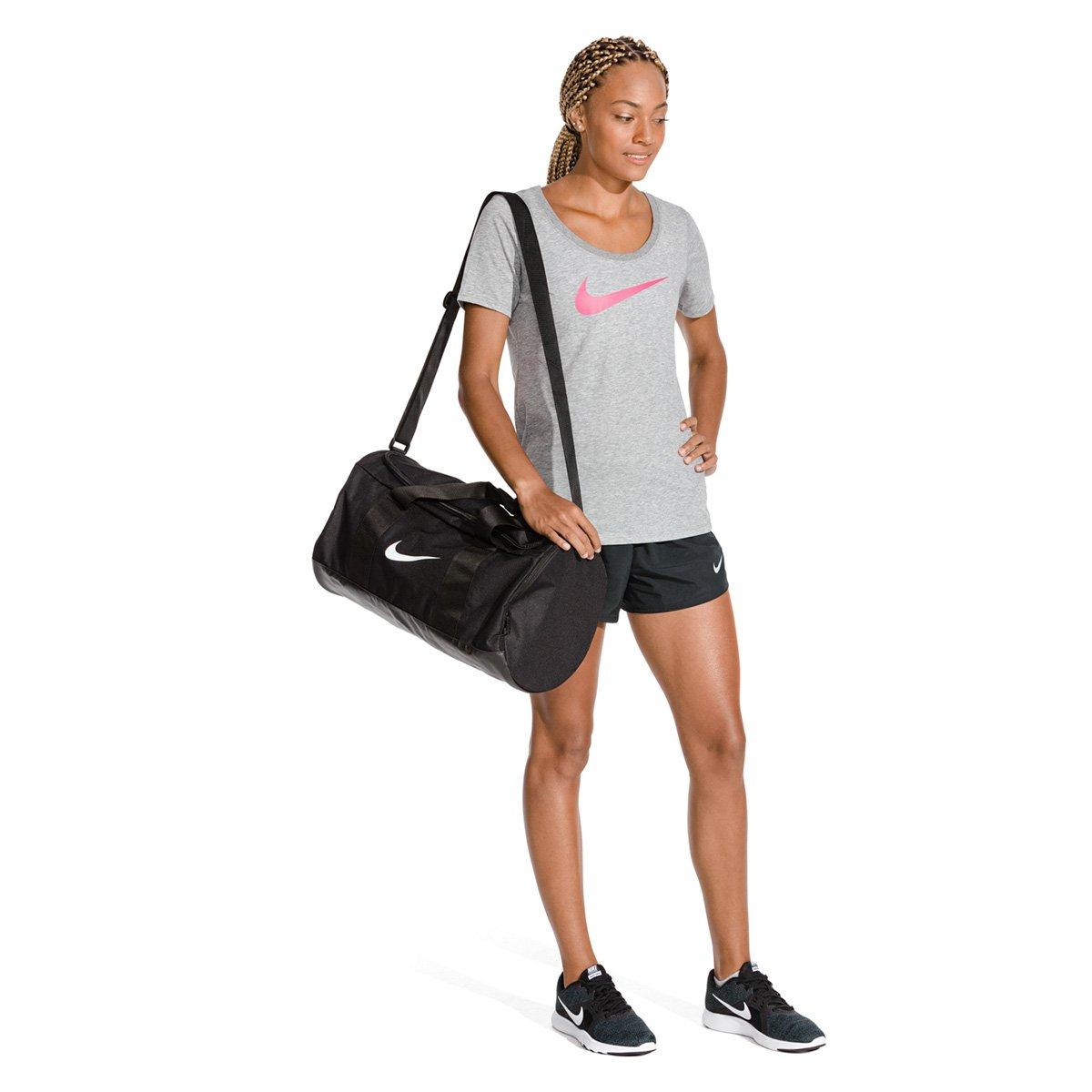 Bolsa de Viagem Nike Team Duffle Preto - 2