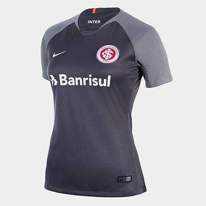 Camisa Internacional III 2018 s/n° Torcedor Nike Feminina