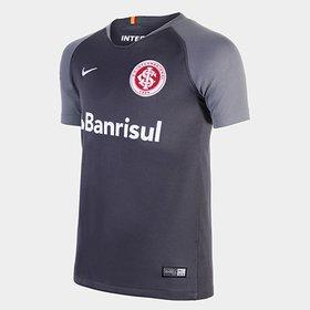 Camisa Internacional I 18 19 N° 6 Uendel - Torcedor Nike Masculina ... e560888974a41
