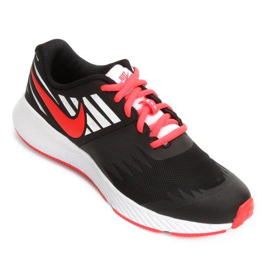 Tênis Nike Infantil Star Runner - Preto e Branco - Compre Agora ... 61d0052334ec6