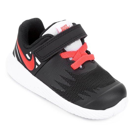 Tênis Infantil Nike Star Runner Masculino - Preto e Branco - Compre ... 511ca9c571310