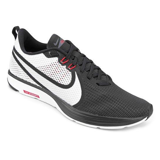 ccfe1c8f541 Tênis Nike Zoom Strike 2 Masculino - Preto e Gelo - Compre Agora ...