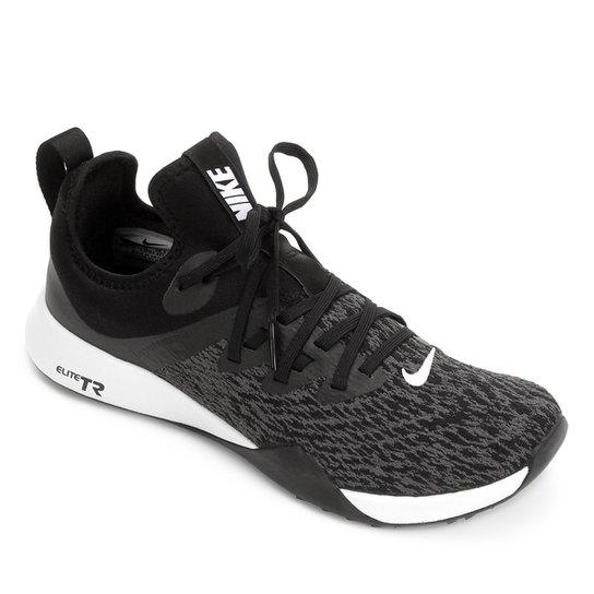 3c836f785 Tênis Nike Foundation Elite Tr Feminino - Preto e Branco - Compre ...
