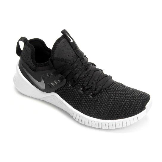 4596d4bed2099 Tênis Nike Free Metcon Masculino - Preto e Branco - Compre Agora ...
