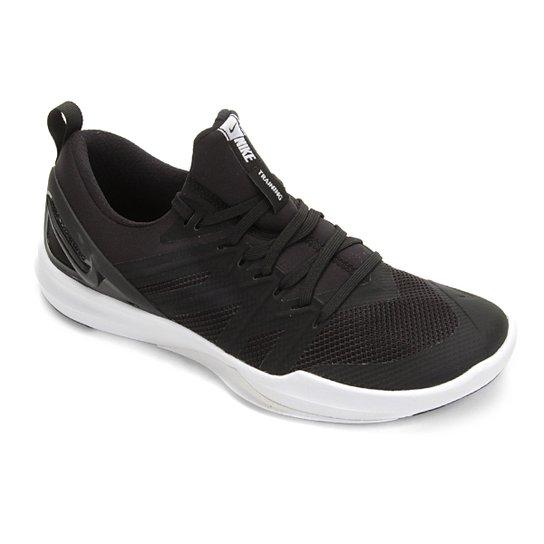 3c301d3b61b Tênis Nike Victory Elite Trainer Masculino - Preto e Branco - Compre ...