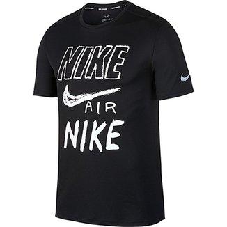 5153c712848 Camiseta Nike Brthe Run Gx Masculina
