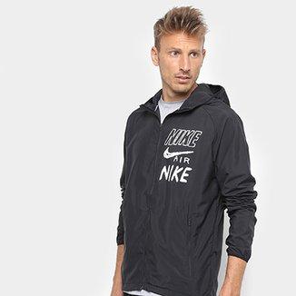 1778dd40504 Jaqueta Nike Corta Vento Essential Hd Hbr Masculina