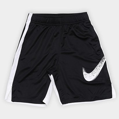 Bermuda Infantil Nike B Dry Dominate Gfx Masculino