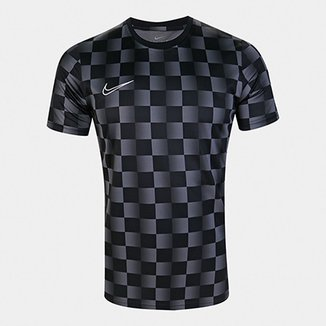 33c377d016 Camisa Nike Academy Dry Fit Top SS AOP Masculina