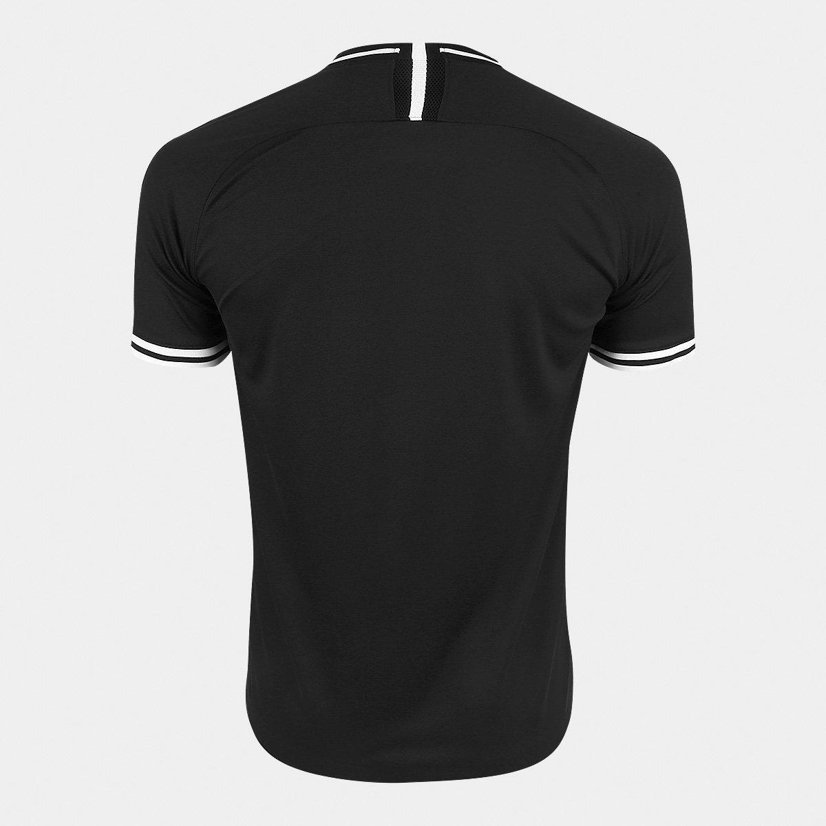 Camisa Corinthians II 19/20 s/nº Torcedor Nike Masculina - Tam: P - 1