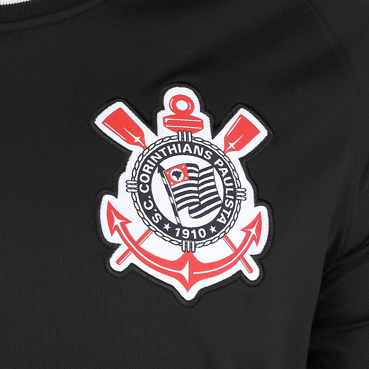 Camisa Corinthians II 19/20 s/nº Torcedor Nike Masculina - Tam: P - 2