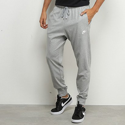 Calça Moletom Nike NSW Club JSY Masculina