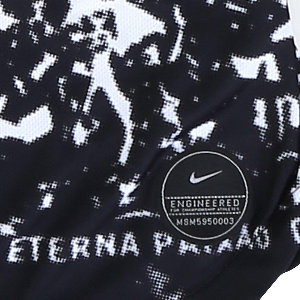 Camisa Corinthians III Invasões 19/20 Torcedor s/nº Nike Feminina - Tam: G - 3
