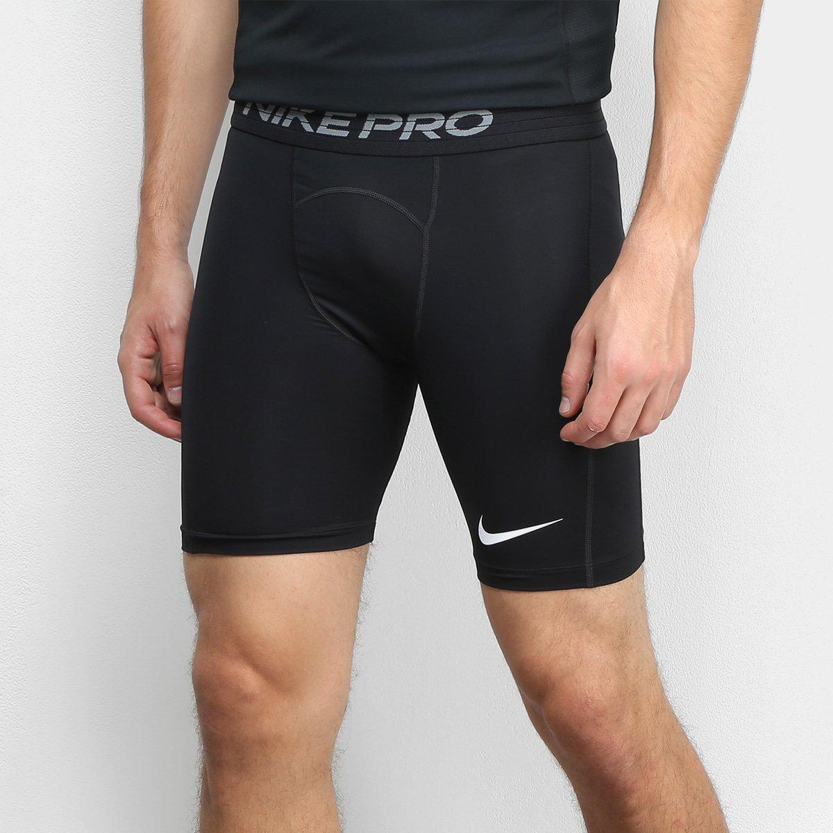 Short de Compressão Nike Pro Masculino - Tam: P