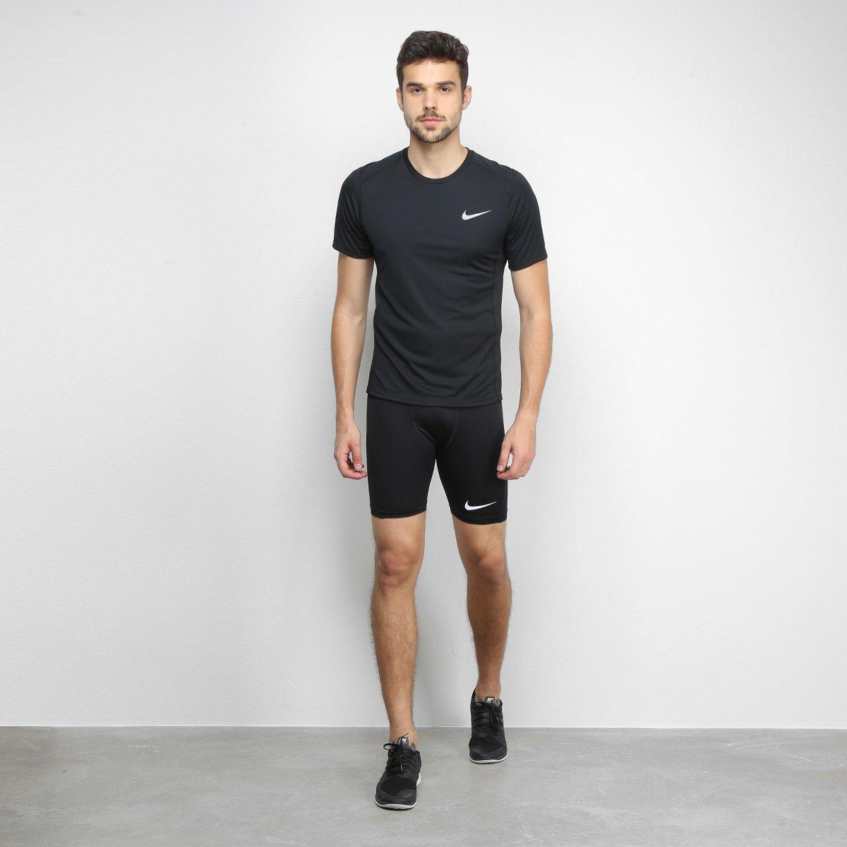Short de Compressão Nike Pro Masculino - Tam: P - 2