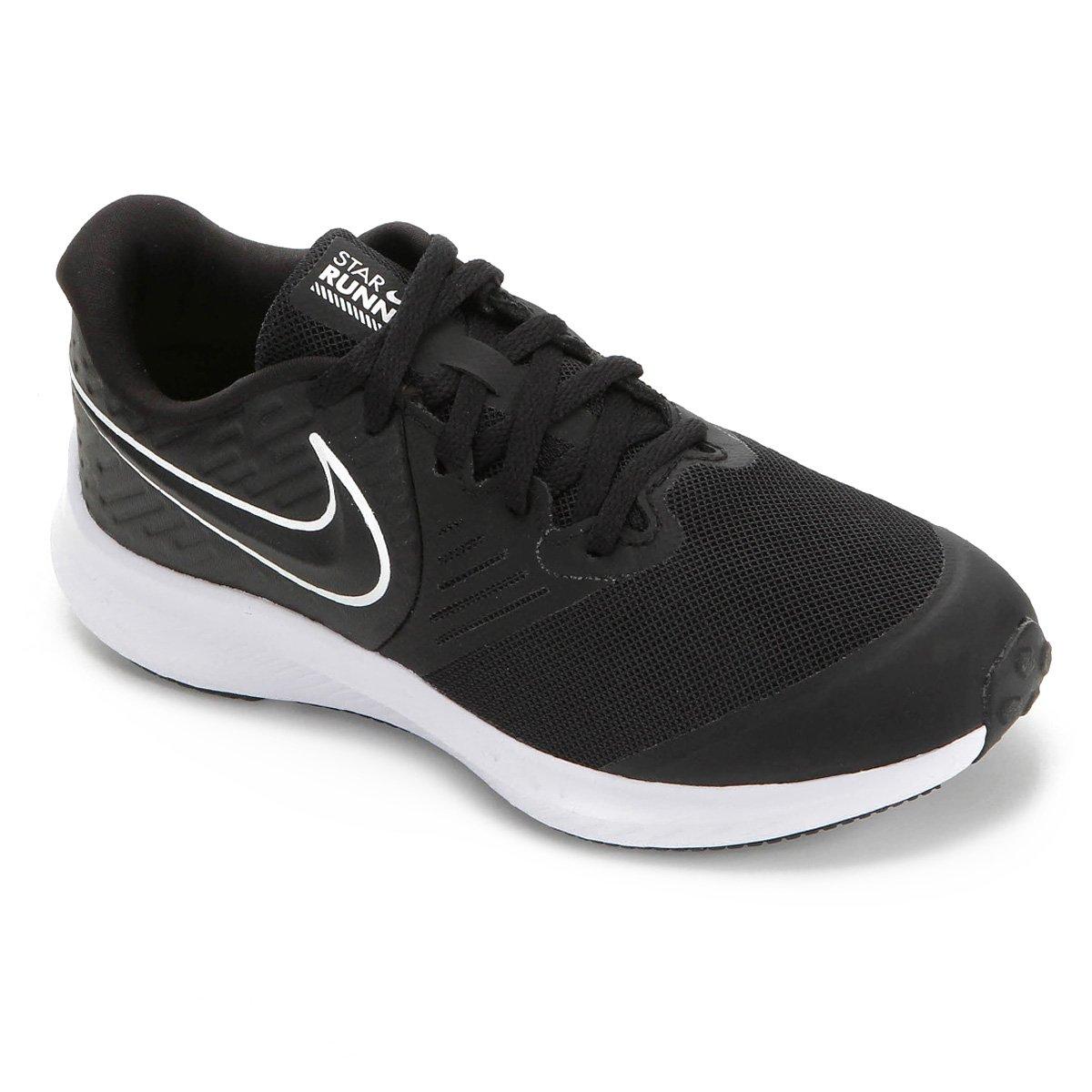 Tênis Infantil Nike Star Runner 2 GS Masculino - Tam: 35