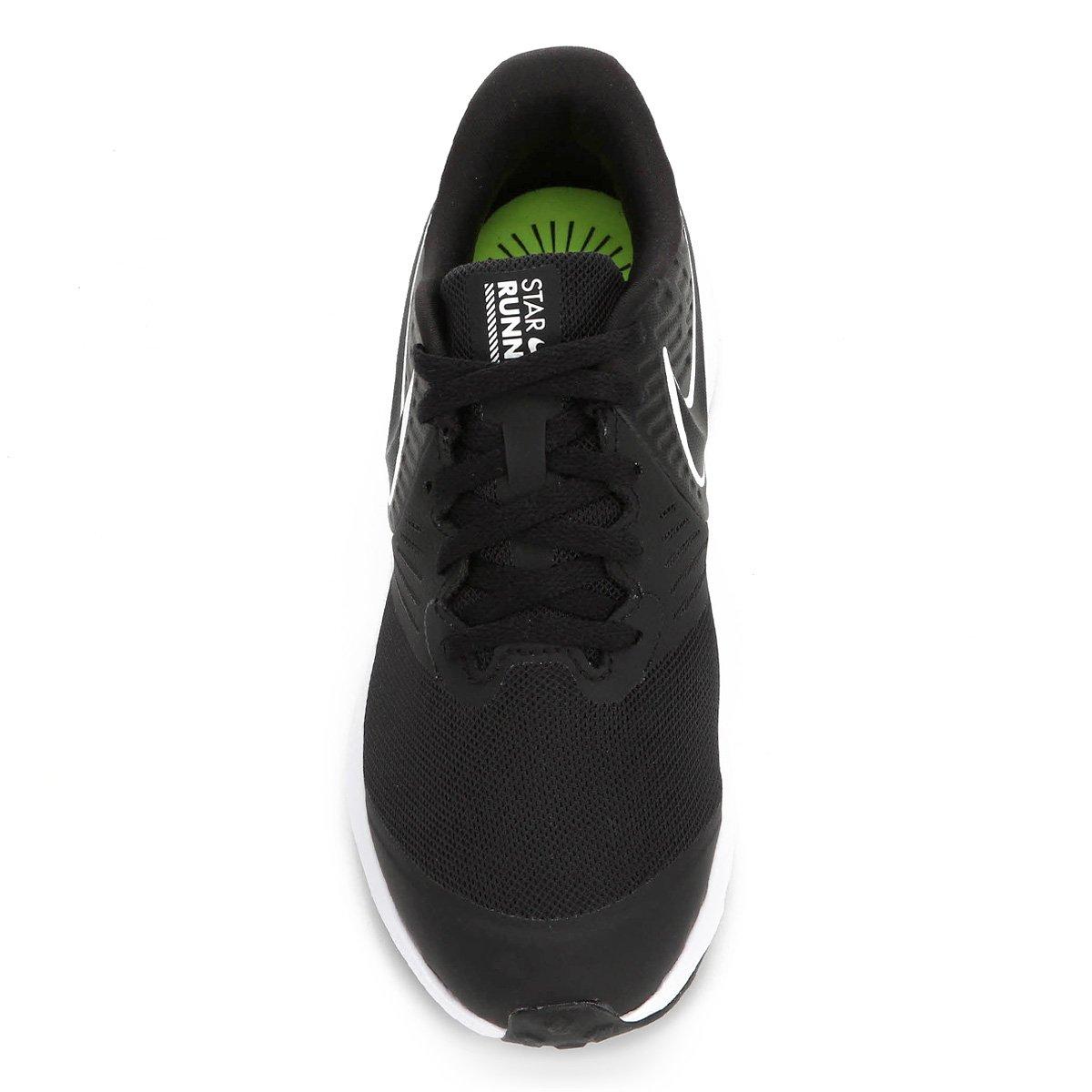 Tênis Infantil Nike Star Runner 2 GS Masculino - Tam: 35 - 2
