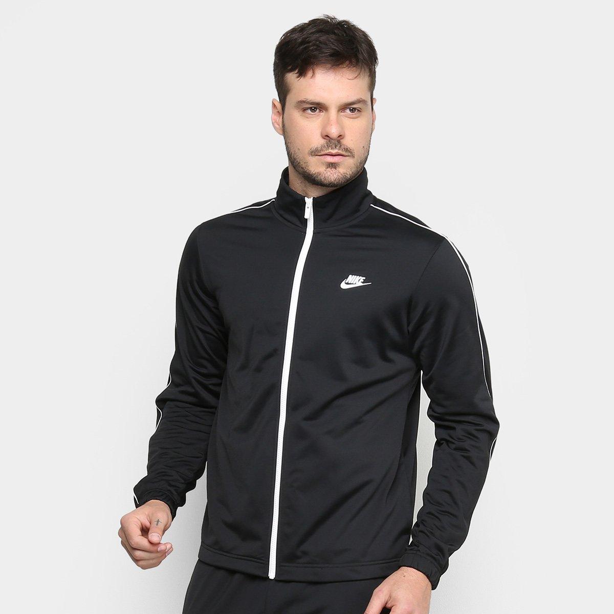 Agasalho Nike M Nsw Ce Trk Suit Pk Basic Masculino - Tam: M - 2