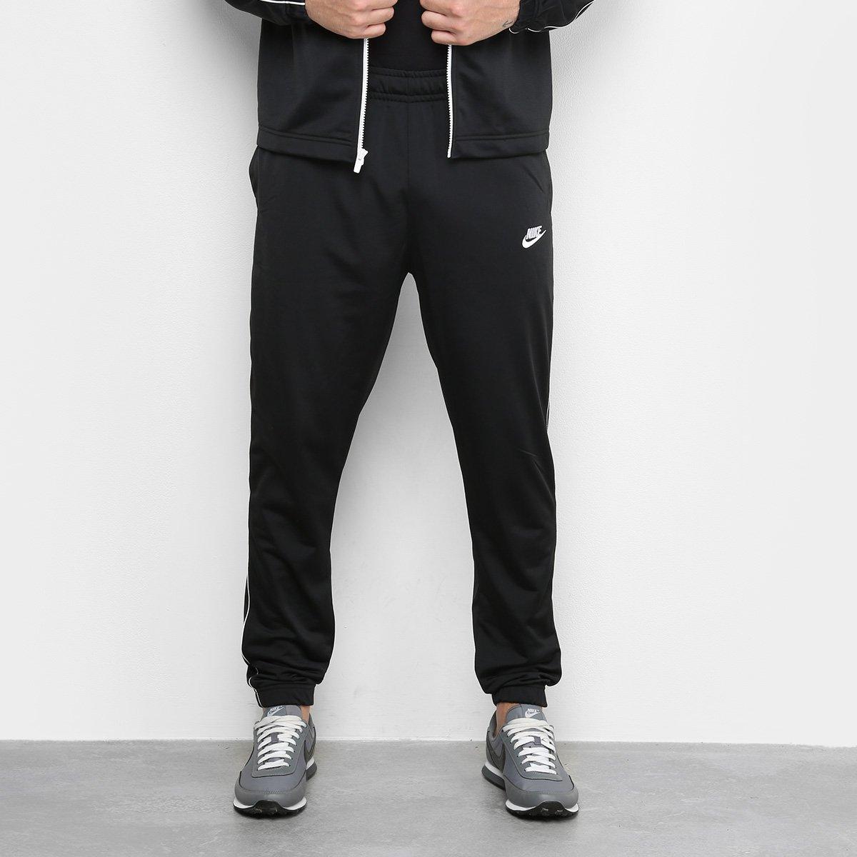 Agasalho Nike M Nsw Ce Trk Suit Pk Basic Masculino - Tam: M - 3