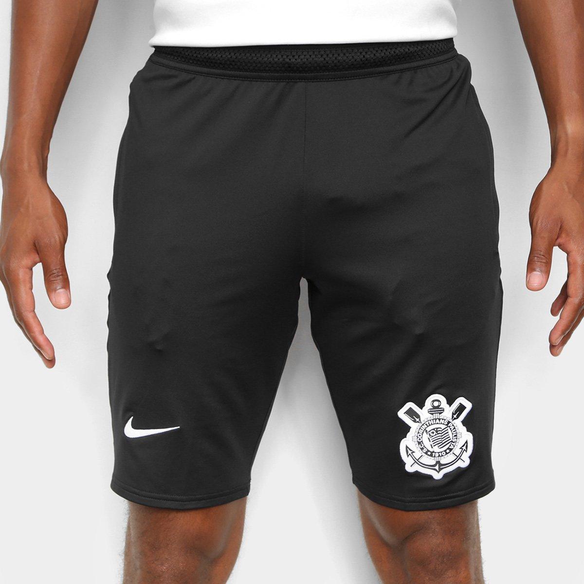Bermuda Corinthians Nike Casual Masculina