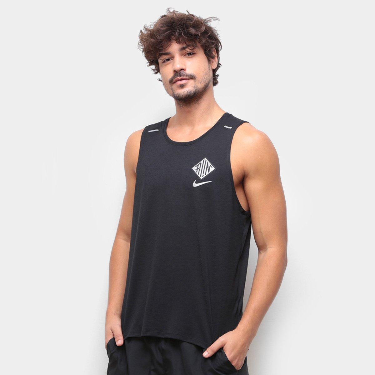 Regata Nike Miler DF Masculina
