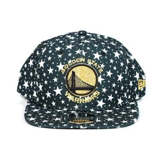 Boné Golden State Warriors New Era 9fity snapback star 7fc20b59e5c