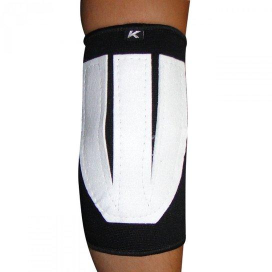 Cotoveleira Kanxa - Preto e Branco - Compre Agora  5cbd550de3922