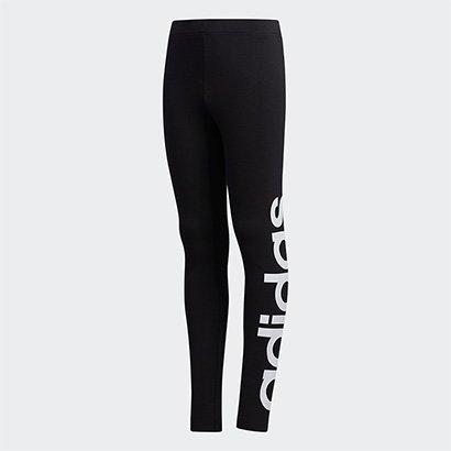 Calça Infantil Adidas Legging Yg Logo Tight Feminina