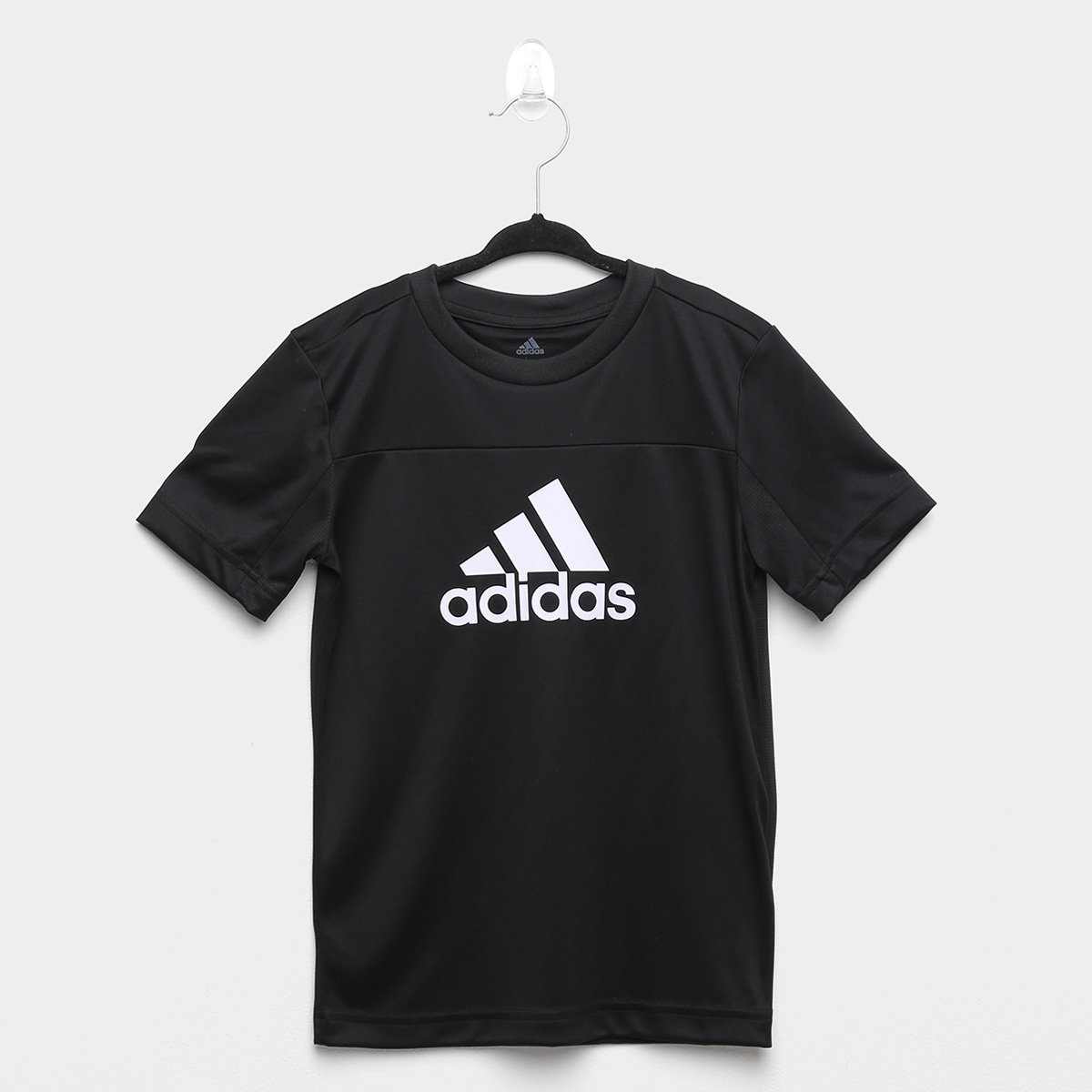 Camiseta Infantil Adidas Equipment Manga Curta Masculina