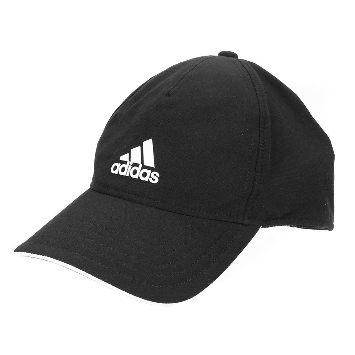 Boné Adidas Aba Curva Strapback c/ Proteção UV