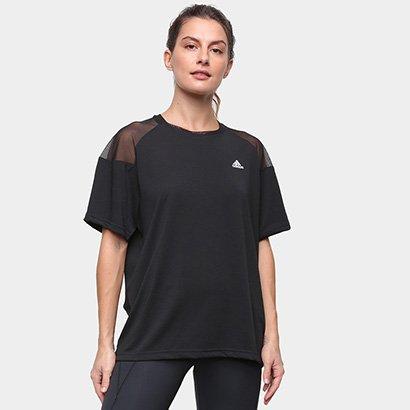 Camiseta Adidas Unleash Confidence Feminina