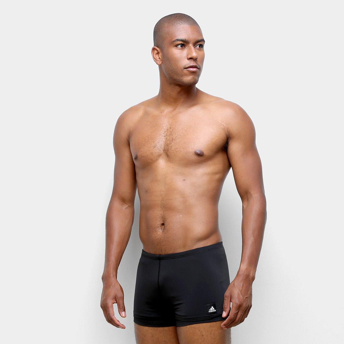Sunga Boxer Adidas Pro Solid Masculina