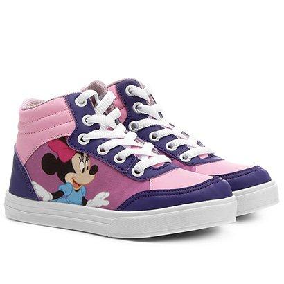 Tênis Disney Minnie Infantil