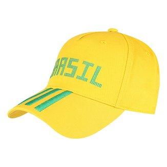 Bonés Adidas Masculinas - Melhores Preços  a60aaea0df939