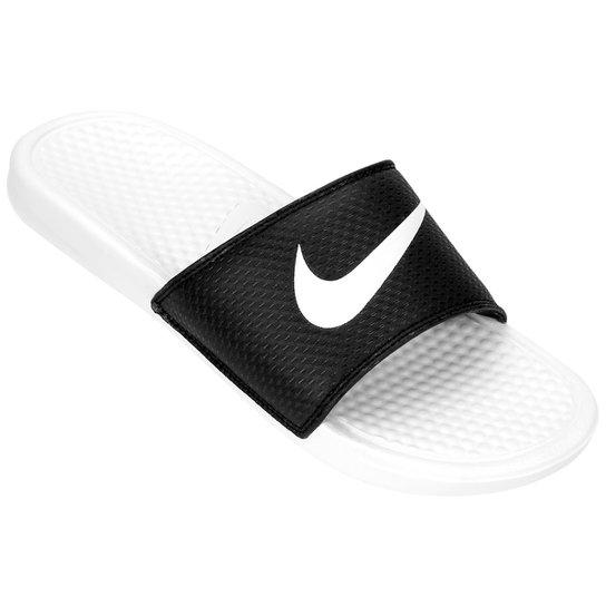 bf6fc53363f Sandália Nike Benassi Swoosh - Compre Agora