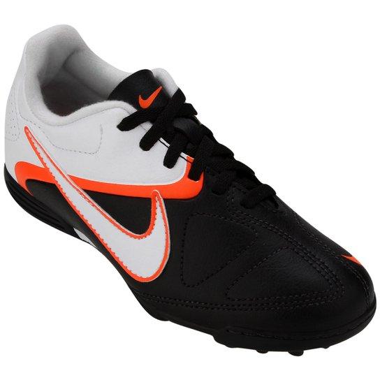 ... Chuteira Nike CTR360 Enganche 2 TF Infantil - Preto+Branco popular  stores d34cc 0330d ... 6ee5be9f81dcd