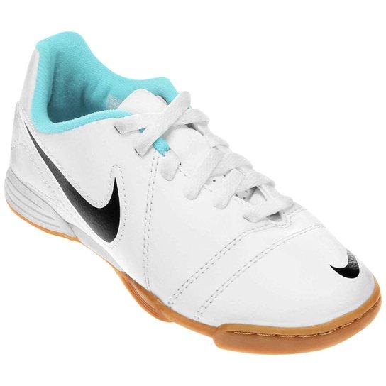 ... Chuteira Nike CTR360 Enganche 3 IC Infantil - Branco+Preto large  discount 987b5 fa916 ... b13afe2a8b505